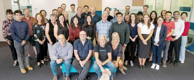 AFT Pharmaceuticals Team