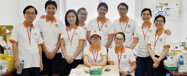 AusViet Hope To Disadvantaged Australia Vietnam