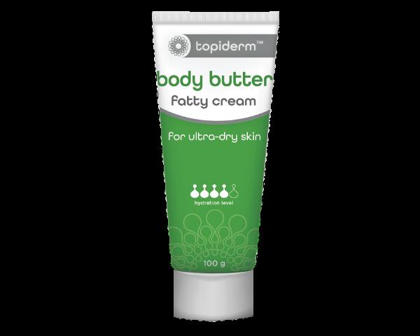 Topiderm Body Butter Fatty Cream