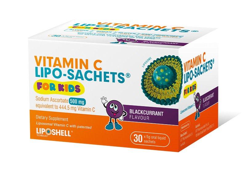 Vitamin C Lipo-Sachets